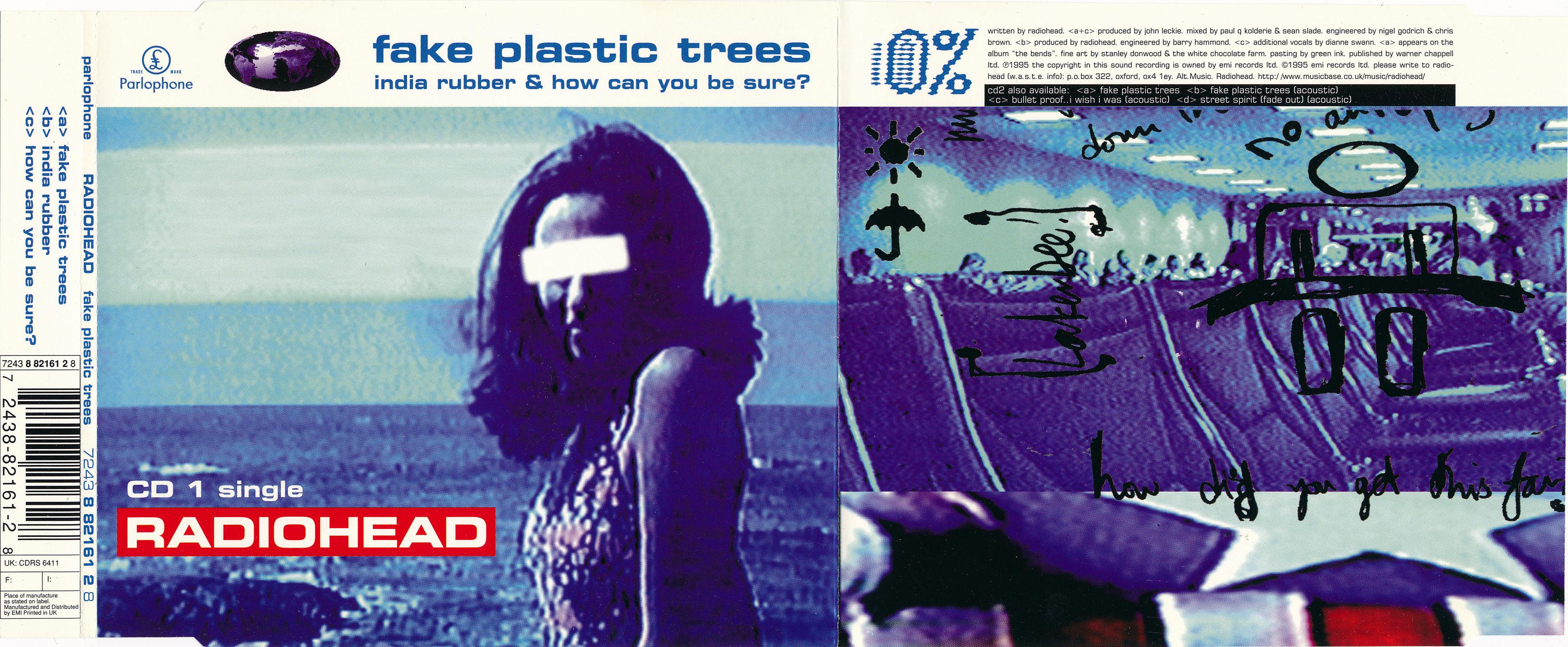 Fake Plastic Trees.Fake Plastic Trees